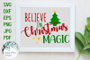 Kids Christmas Shirt Bundle | Funny Christmas SVG Cut Files example image 7