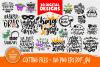 Mardi Gras SVG Bundle | 20 Funny Mardi Gras Quotes example image 1