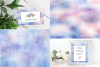 10 Background Digital Watercolor Dreams Texture Papers Pack example image 2