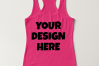 Ladies Tank Top Mockups - 20|Front/Back|PNG example image 18