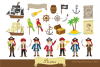 Pirates Clipart example image 2