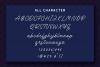 Payland Monoline Script example image 9