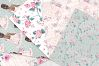 Ballet Watercolor Hand Drawn Child Dress Paper Pack example image 4