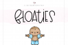 Floaties - A Cute Handwritten Font example image 1
