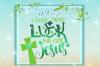 I Don't Need Luck I've Got Jesus SVG DXF example image 1