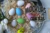 MOCK-UP Easter Eggs - Assorted - Dollarama example image 1