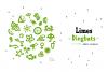 Limes—handmade fontfamily example image 2