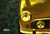 Gold Photo Manupulation Action  example image 9