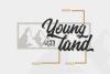 Brentha Bold Script Font example image 7