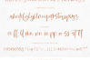 Pumpkin Spice Latte | Brush Script example image 4