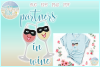 Partners In Wine Cute Funny Quote Saying SVG Eps Png PDF example image 1