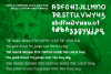 Hey Fox Rounded Font Trio example image 2