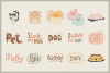 Pet Lovers Vector Clipart example image 3