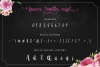 Forever Together - Romantic Font Duo example image 4