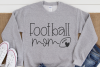 Football - Football Mom SVG example image 2