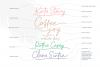 Kinantey - Monoline Signature Font example image 10