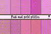 Pink and Gold Glitter example image 1