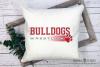 Bulldog, Wrestling, Team, Sports, Logo, PRINT, CUT & DESIGN example image 3