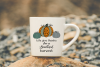 We Give Thanks Pumpkins Group Sublimation Cheetah Pattern example image 3