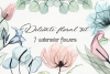 Delicate floral set example image 1