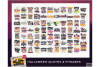 Ultimate Halloween SVG Bundle Vol. 1 & Vol. 2 in SVG & DXF example image 10