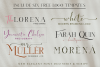 Gutten fighter Font Duo w/ Bonus 6 Logos example image 4