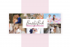 Beauty Service Facebook Cover Template example image 8