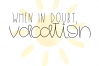 Summertime - A Cute Handwritten Font example image 7