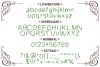 Ottomon Handwritten Brush Font example image 2