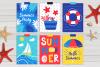 12 Summer Cards & Bonus Patterns example image 3