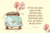Flirty Font 2-pack example image 2