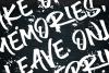 Brushlie - urban typeface - example image 5