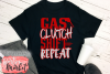 Gas Clutch Shift Repeat SVG DXF EPS PNG example image 1
