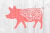 34 File Huge Mandala Animal SVG Cut File Bundle example image 28