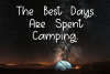 Campers Gonna Camp - A Fun Hand-Written Font example image 3