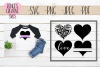 Heart Bundle   SVG Cutting File example image 1