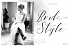 Bride Style - Modern Calligraphy example image 1