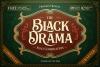 Black Drama Combination + Extras example image 1