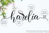 Harelia Script example image 10