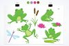 Frog Pond graphics and illustrations example image 2