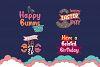 Cutie Bunnie - Fun Font example image 3