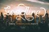 Goodline - Monoline Font + Extras example image 1