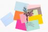 Black Tree Ink Art, A1, SVG example image 6