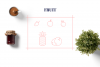 Fitfood Icons Set - Food & Health Pack example image 7
