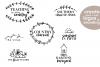 Farmhouse Doodles - Dingbat Font example image 4