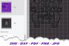 Mardi Gras Truck Gnomes Gnome SVG DXF Cut Files example image 3