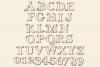 Tatianna   Vintage Font Family example image 12