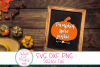 Pumpkin Spice Junkie SVG, Pumpkin, Farmhouse,Autumn, Fall example image 1