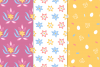 12 Easter Seamless Patterns example image 3