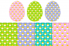Easter Eggs & Patterns example image 3